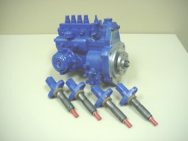 Simms Injection Pump and Injectors