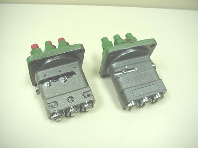 Yanmar PFR Injection Pumps