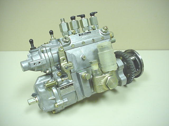 Zexel Injection Pump